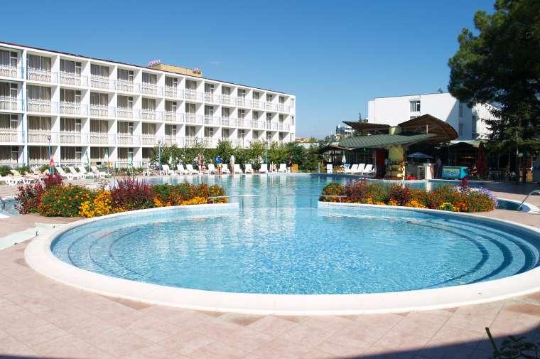 3 Sterne  Hotel Balaton in Sonnenstrand - Ansicht 1
