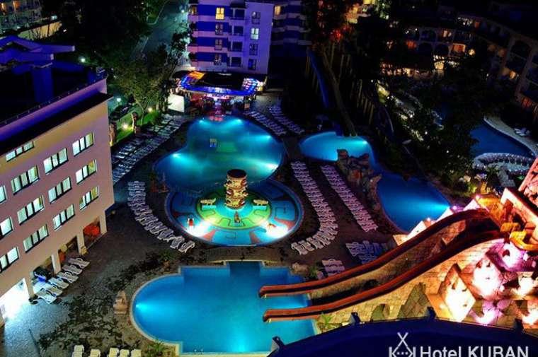4 Sterne  Hotel Kuban in Sonnenstrand - Ansicht 1