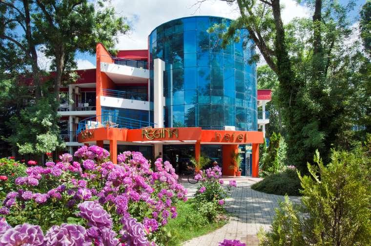 3 Sterne  Hotel Regina in Sonnenstrand - Ansicht 1
