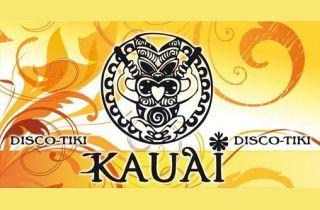 Club Kauai Disco Tiki