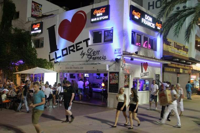 I love Lloret